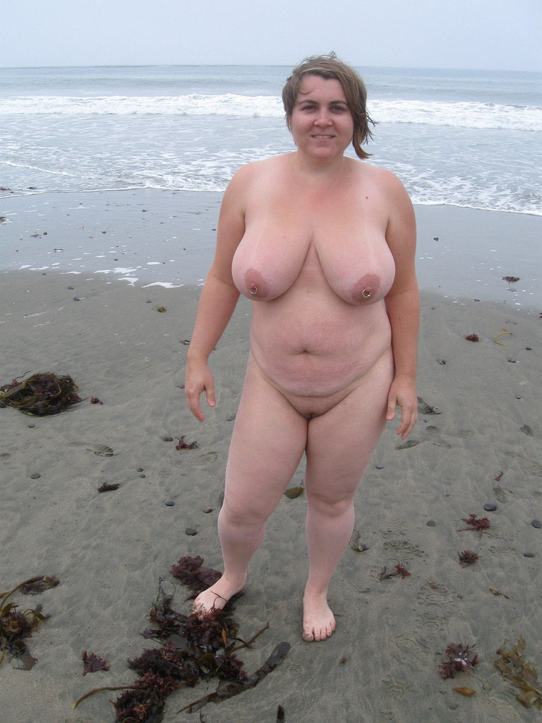 Bbw wife at nude beach are not