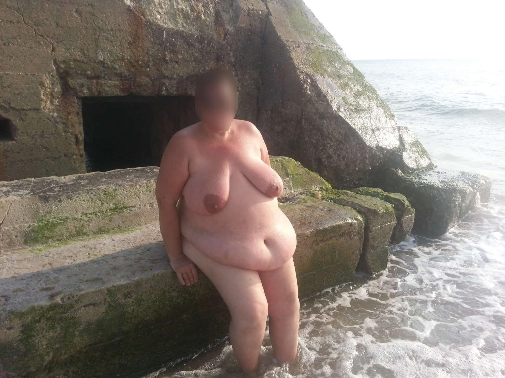 Consider, Fat people nude naked nudists couples agree, remarkable
